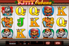 kitty cabana microgaming tragamonedas gratis