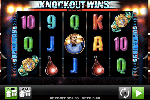knockout wins merkur tragamonedas gratis