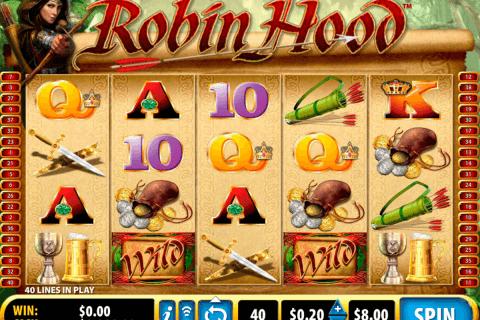lady robin hood bally tragamonedas gratis