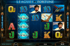 leagues of fortune microgaming tragamonedas gratis