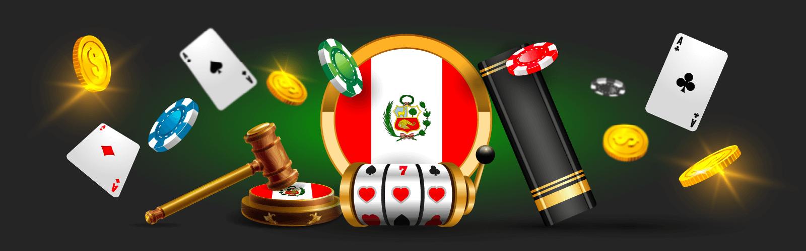 Leyes del juego online en Perú