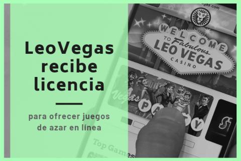 leovegas licencia espana
