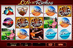 life of riches microgaming tragamonedas gratis