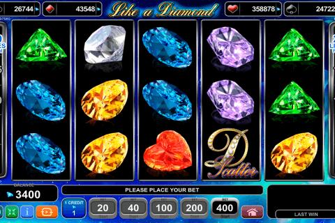 like a diamond egt tragamonedas gratis