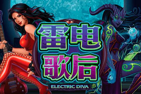 logo electric diva microgaming tragamonedas gratis