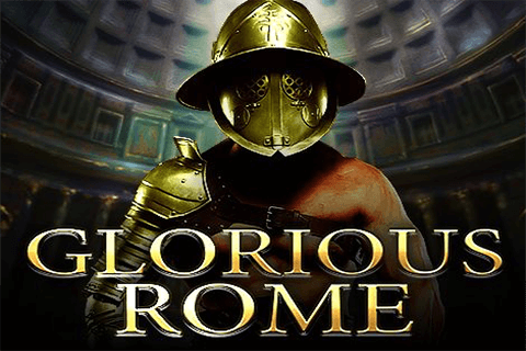 logo glorious rome pragmatic