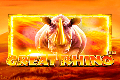 logo great rhino pragmatic