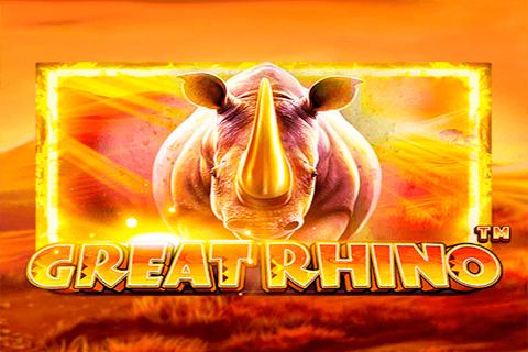 logo great rhino pragmatic