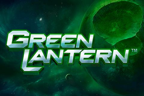 logo green lantern playtech
