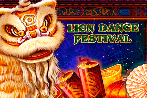 logo lion dance genesis