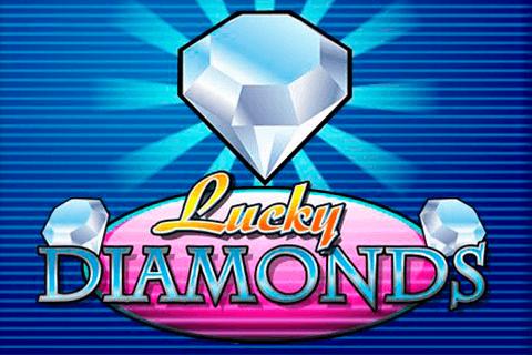 logo lucky diamonds playn go