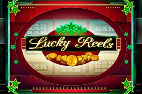 logo lucky reels playson