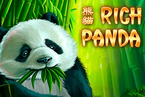logo rich panda genesis