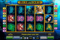 lord of the ocean novomatic tragamonedas gratis
