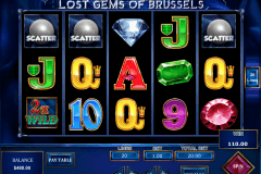 lost gems of brussels pragmatic tragamonedas gratis