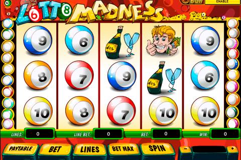 lotto madness playtech tragamonedas gratis