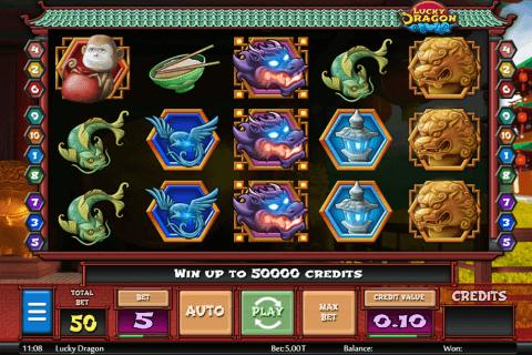 lucky dragon mga tragamonedas gratis