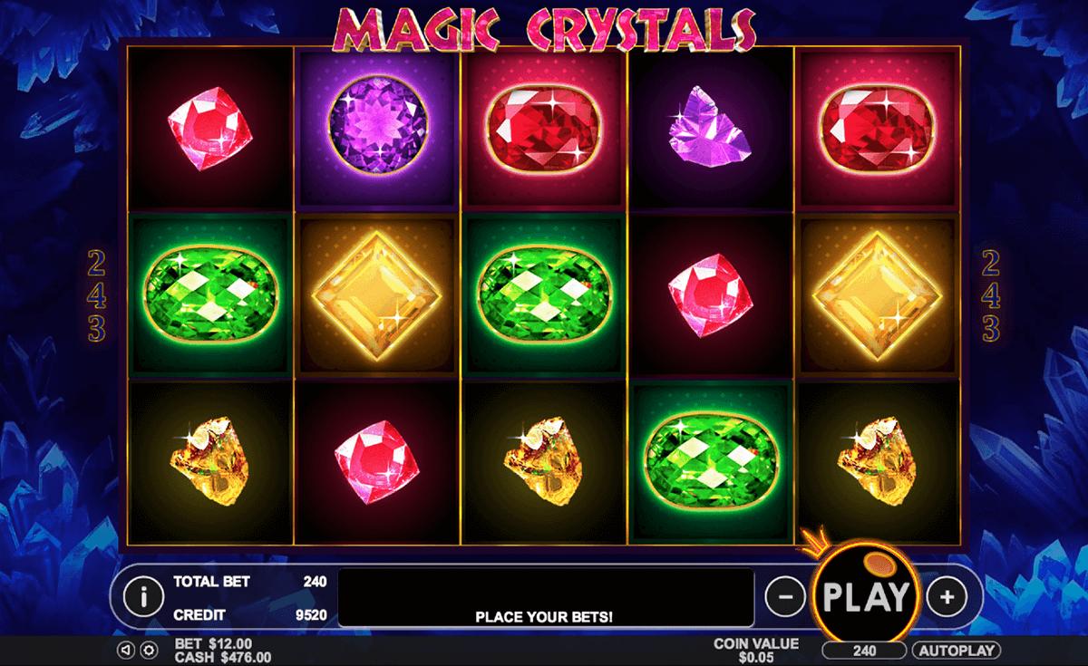 magic crystals pragmatic tragamonedas gratis