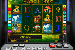 magic forest novomatic tragamonedas gratis