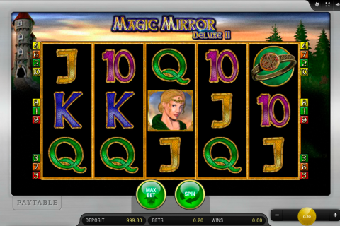 magic mirror delue merkur tragamonedas gratis