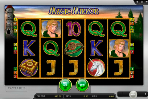 magic mirror merkur tragamonedas gratis