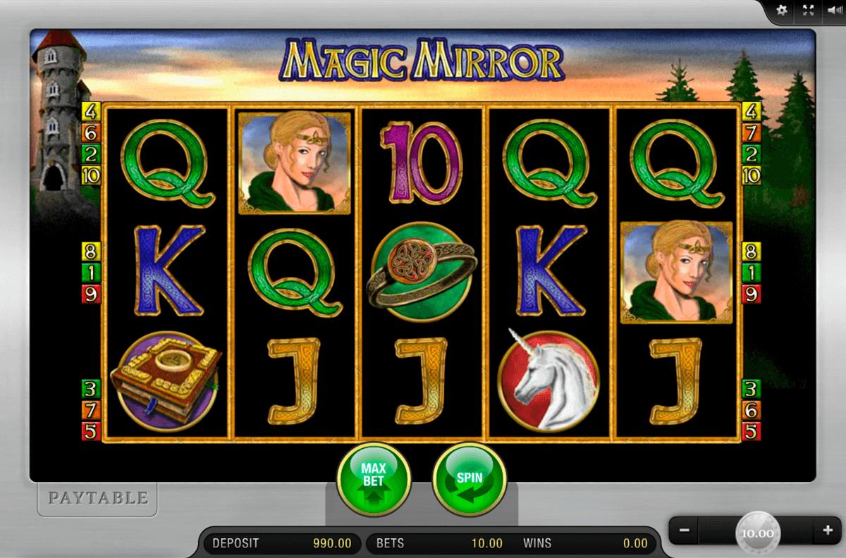 magic mirror merkur tragamonedas gratis