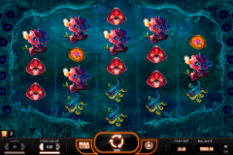 magic mushrooms yggdrasil tragamonedas gratis
