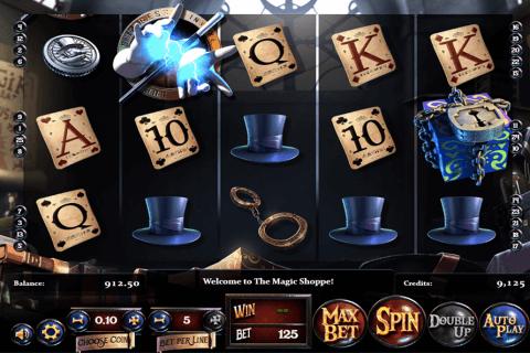 magic shoppe betsoft tragamonedas gratis
