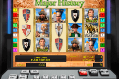 major history novomatic tragamonedas gratis
