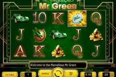 marvellous mr green netent tragamonedas gratis