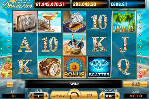 mega fortune dreams netent tragamonedas gratis