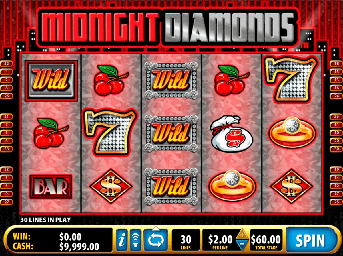 midnight diamonds bally tragamonedas gratis