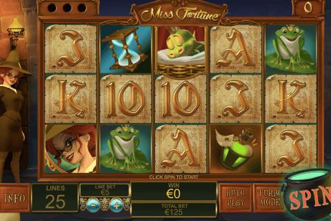 miss fortune playtech tragamonedas gratis