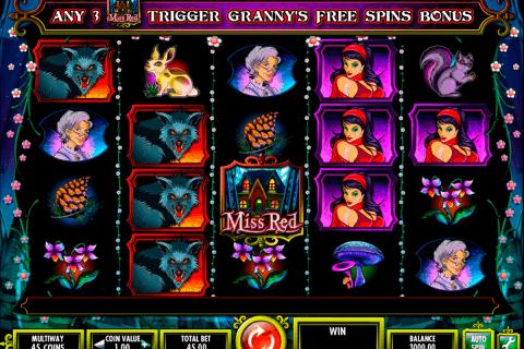 miss red igt tragamonedas gratis