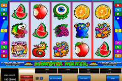 monster mania microgaming tragamonedas gratis