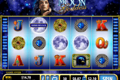 moon goddess bally tragamonedas gratis