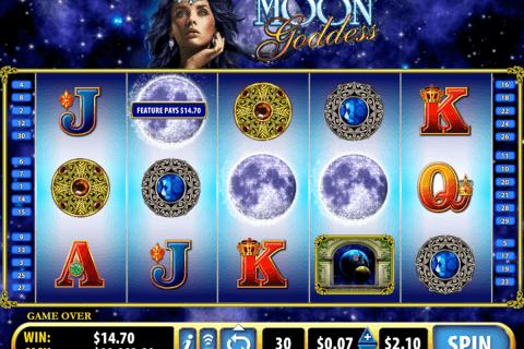 moon goddess bally tragamonedas gratis