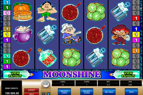moonshine microgaming tragamonedas gratis