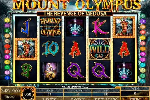mount olympus microgaming tragamonedas gratis