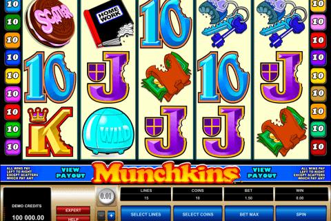 munchkins microgaming tragamonedas gratis