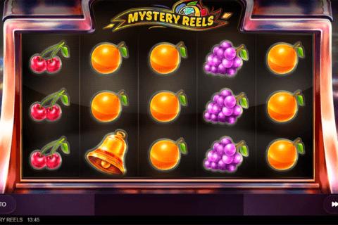 mystery reels red tiger tragamonedas gratis
