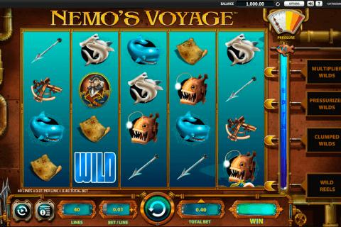 nemos voyage wms tragamonedas gratis