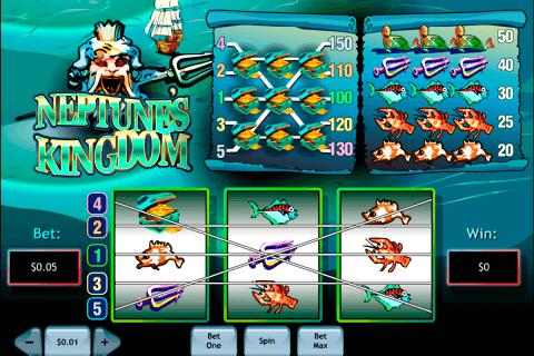 neptunes kingdom playtech tragamonedas gratis
