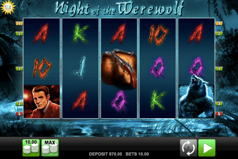 night of the werewolf merkur tragamonedas gratis