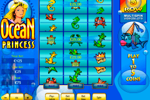 ocean princess playtech tragamonedas gratis