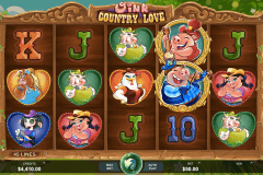 oink country love microgaming tragamonedas gratis