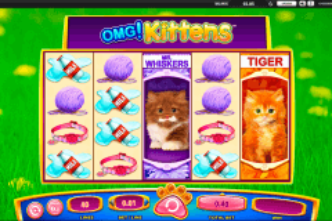 omg kittens wms tragamonedas gratis