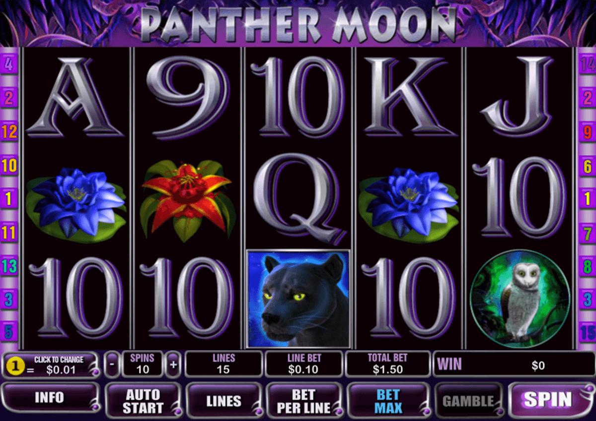 panther moon playtech tragamonedas gratis