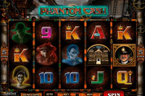 phantom cash microgaming tragamonedas gratis
