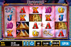 pharaohs dream bally tragamonedas gratis